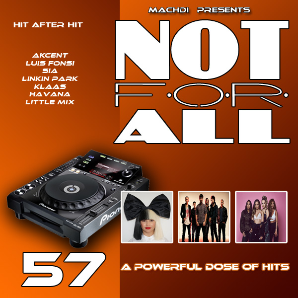 Not For All Vol.57 (2018)