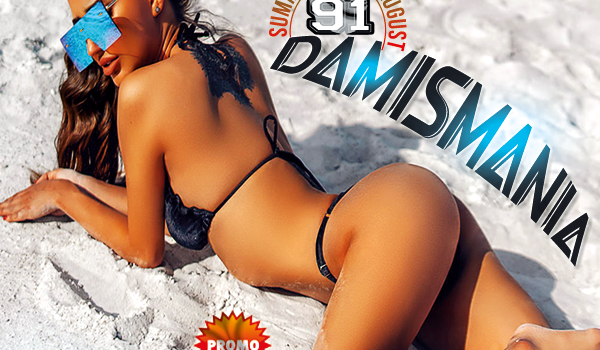 Damismania In The Mix Vol. 91 (2019)