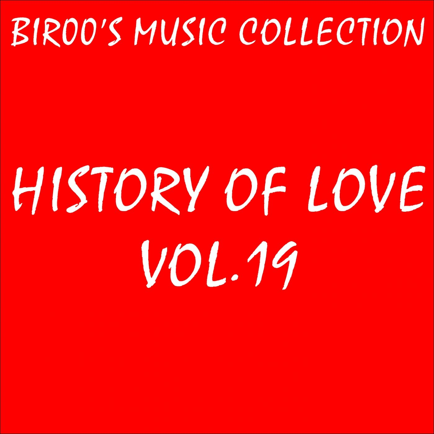 History Of Love Vol.19 (2020)