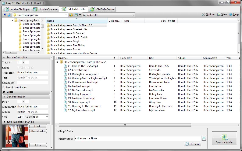 Easy CD-DA Extractor 16.0.7