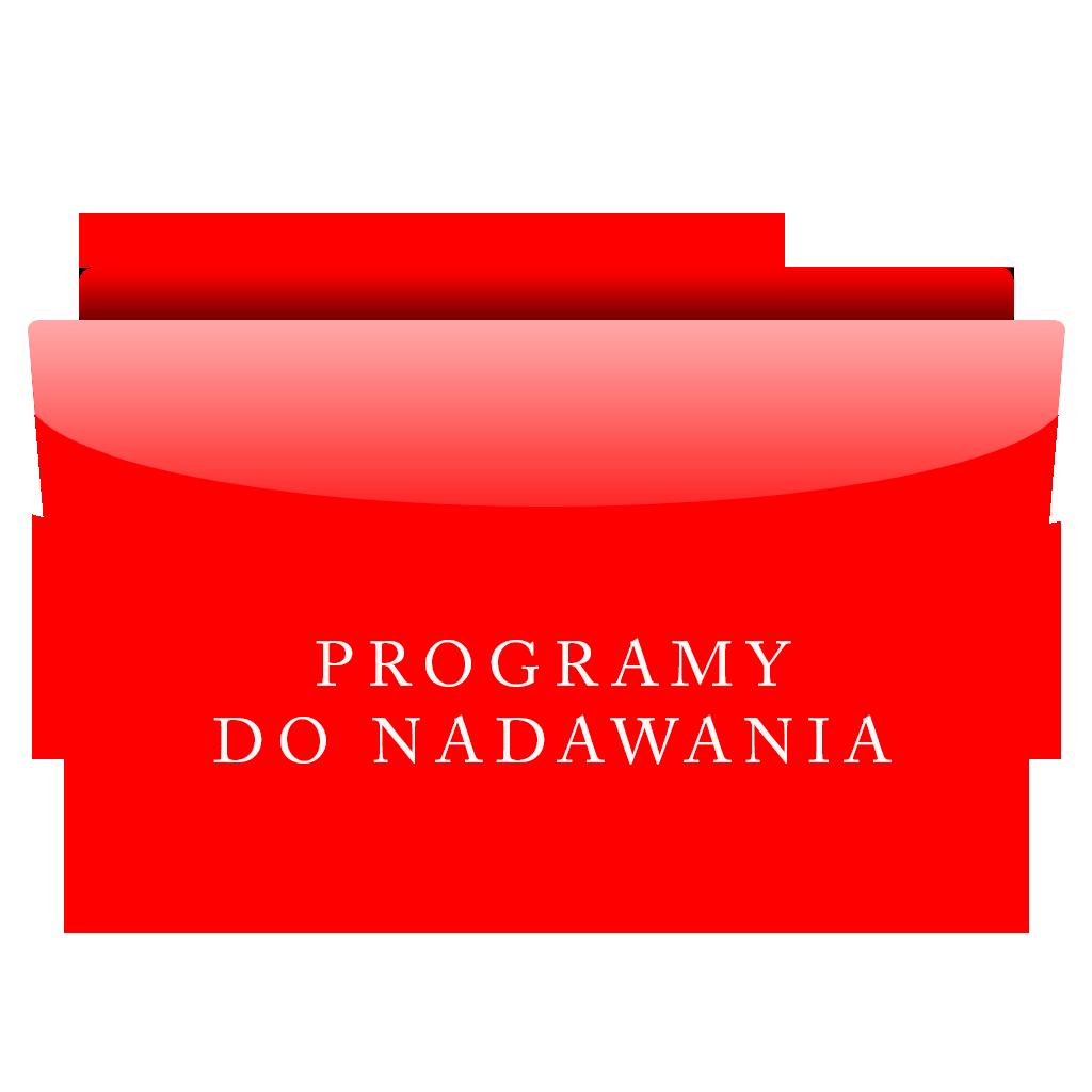 Programy do nadawania