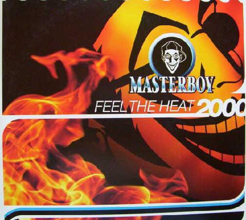 Premiera singla FEEL THE HEAT 2000 grupy Masterboy