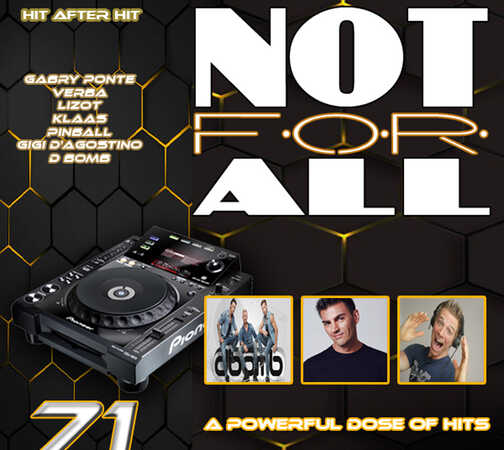 Not For All vol 71
